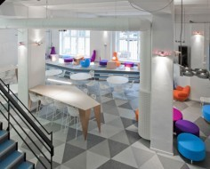How Co-Working Office Design Will Change The Future Of Work | Workplace environments | Scoop.it
