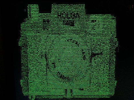 Holga Goes Digital Thanks To A Raspberry Pi And Pete Taylor's Awesome DIY ASCII Art Hack - DIY Photography | ASCII Art | Scoop.it