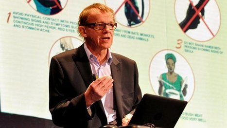 Hans Rosling: How to beat Ebola - BBC News | Population Geography | Scoop.it