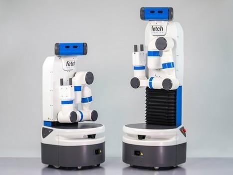 Elon Musk et OpenAI vont concevoir un robot majordome avec Fetch Robotics | Une nouvelle civilisation de Robots | Scoop.it