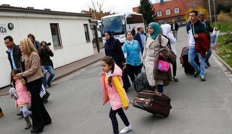 L'Allemagne crée des minijobs à 80 centimes de l'heure pour les réfugiés | Econopoli | Scoop.it