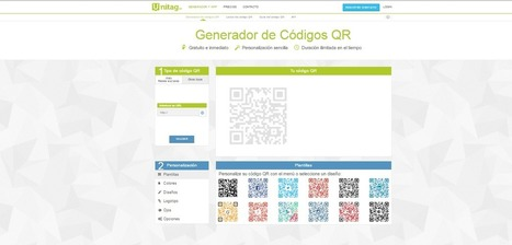 LOS CÓDIGOS QR. COMO UTILIZARLOS EN INTERPRETACIÓN Y EDUCACIÓN AMBIENTAL. | REALIDAD AUMENTADA Y ENSEÑANZA 3.0 - AUGMENTED REALITY AND TEACHING 3.0 | Scoop.it