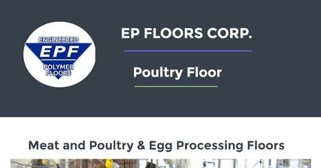 poultry floor.png   Food Processing Flooring ll Food Grade Flooring   Scoop.it