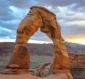 Arches of Utah | Conformable Contacts | Scoop.it