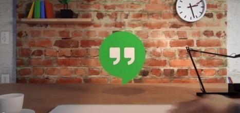 Faire des Hangouts et téléphoner sans compte Google+, c'est maintenant possible ! | Le Monde 2.0 | Scoop.it