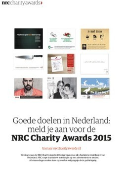 NRC Charity Awards 2015 | Creative Feeds | Scoop.it
