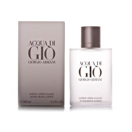 Acqua Di Gio Cologne by Giorgio Armani - 3.4 oz After Shave Lotion | Versace Pour Homme Cologne by Gianni Versace - 1.7 oz EDT Spray | Scoop.it