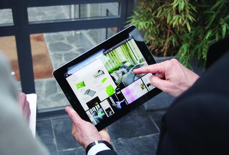 DOSSIER : La tablette tactile pour les collaborateurs en entreprise : usages et best practices | Tablettes tactiles et usage professionnel | Scoop.it