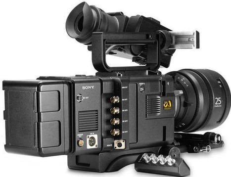 Sony PMW-F55 y F5 | CINE DIGITAL  ...TIPS, TECNOLOGIA & EQUIPO, CINEMA, CAMERAS | Scoop.it