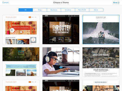 Weebly releases website-creation app for iPad | Web tools to support inquiry based learning | Scoop.it