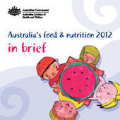 Australia's food and nutrition 2012: in brief (AIHW) | Healthcare PR | Scoop.it