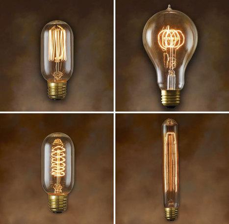 Bulbrite nostalgic lightbulbs | Eye on concepts | Scoop.it