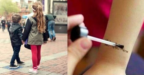 Parents Who Fear Losing Their Child In a Crowd Need To See This GENIUS Tip | Bazaar | Scoop.it