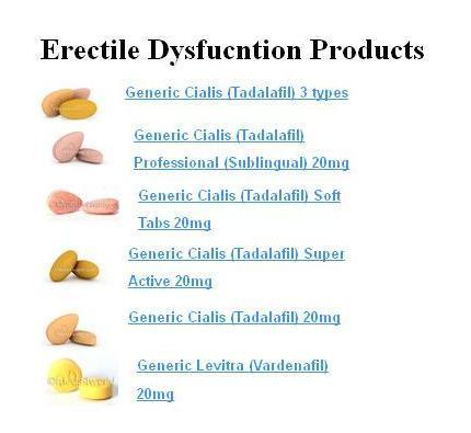 Erectile dysfunction : Your Health in Safe Hands | Meds4World | Scoop.it