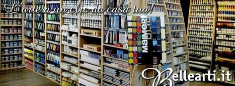 Bellearti.it - L'Arte a un clic da casa tua! | Art: Shops Online | Scoop.it