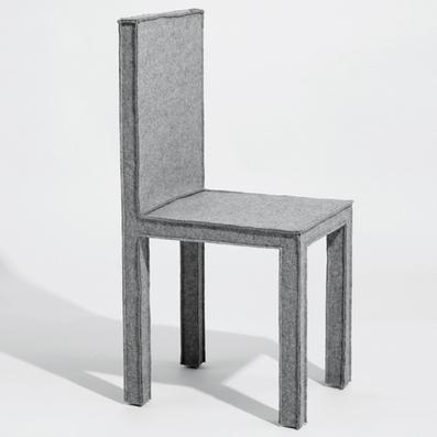 Reed Krakoff creates felt furniture for Established & Sons   Intriging in Textiles   Scoop.it
