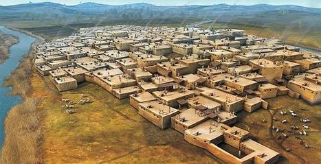 La gran aldea de la Diosa Madre | Aux origines | Scoop.it