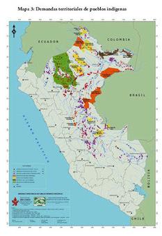 LIBRES AMéRIQUES: Pérou, la forêt amazonienne est-elle à vendre ?   Les Incas du Pérou   Scoop.it