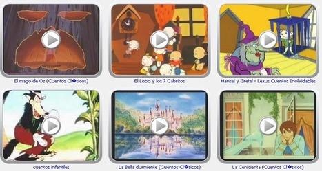 En la nube TIC: VIDEOLIGHT BOX: REPOSITORIO DE VÍDEOS | ABALAR | Scoop.it