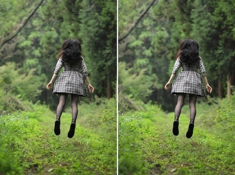 Natsumi Hayashi's New Levitating Photos Get Blown Up - My Modern Metropolis | How To Take Better Photographs | Scoop.it