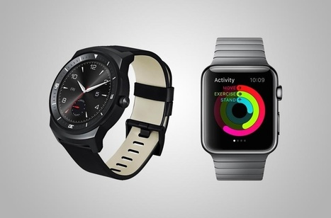 """Android Wear vs. Apple Watch: Which one will """"wow"""" your wrist? 