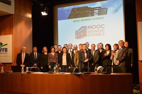 Mickaël Micmacher signe la charte de gouvernance de la plateforme MOOC Bâtiment Durable | IFECO : Formations construction durable & efficacité énergétique | Scoop.it