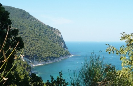 Hiking in the Conero Natural Park, Gem of Central Italy. | Le Marche another Italy | Scoop.it