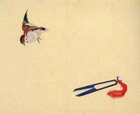 Le « vieillard fou de dessin » - Herodote.net | estampes japonaises | Scoop.it