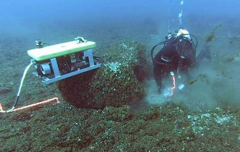 Ancient hunting camp found beneath Lake Huron | My world | Scoop.it