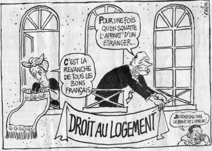 Cabu, Charb, Tignous, Honoré… Ils croquaient aussi le BTP - Evènement | Expert immobilier et bâtiment | Scoop.it