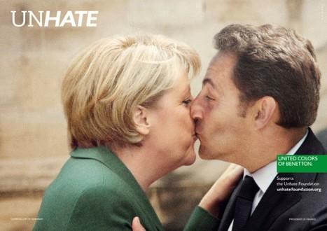 «Unhate»: Le Vatican fait plier Benetton qui retire le photomontage du pape | Mais n'importe quoi ! | Scoop.it