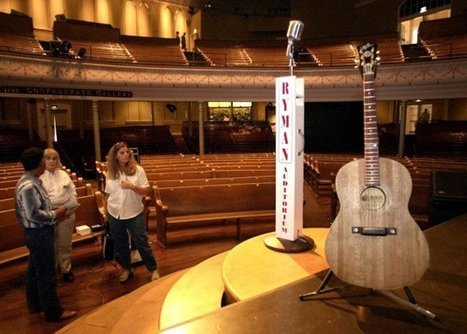 'Nashville' TV show fans will love the real Music City - San Jose Mercury News | Room Acoustics, Speech Intelligibility and Sound Reproduction | Scoop.it