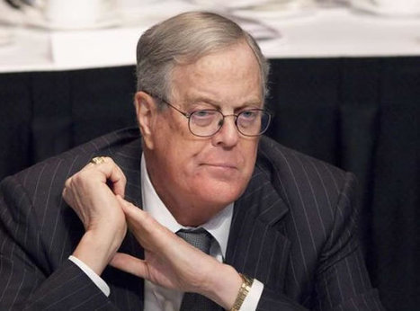 Koch Brothers Fund Grassroots Conservative Workshops for the Long Haul | Philanthropy - Legacy From The Heart | Scoop.it
