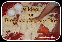 Seedlings Nursery School: 10 Preschool Sensory Bin Ideas | estimulación-temprana-sentidos | Scoop.it