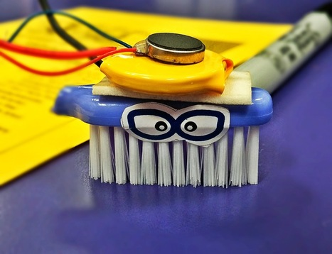 Teen Librarian's Toolbox: Brushbots | Maker Lessons & Activities | Scoop.it