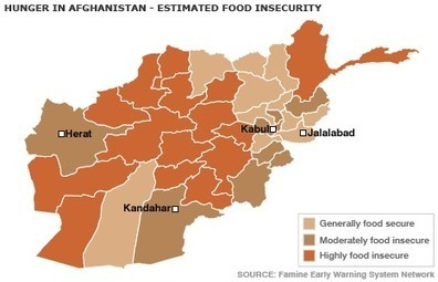 Afghanistan Poverty Map | A Thousand Splendid Suns; Women's Rights | Scoop.it