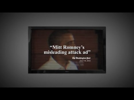 Team Obama Sees Pattern In Romney Taking Obama Out Of Context | Election by Actual (Not Fictional) People | Scoop.it