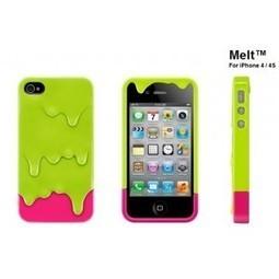 Switcheasy iPhone 4/4s Cases - Designer Ice-cream Melt Cases | style it | Scoop.it