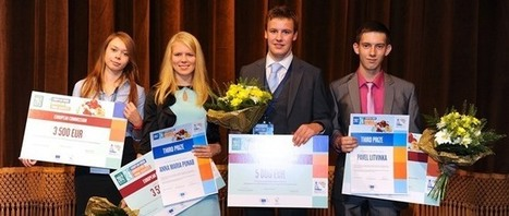 European Union Contest for Young Scientists (EUCYS) EUCYS 2013 | Teaching Teens Science | Scoop.it