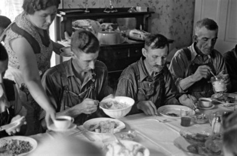 The Depression Radically Changed the Way Americans Ate | AP Human Geography | Scoop.it