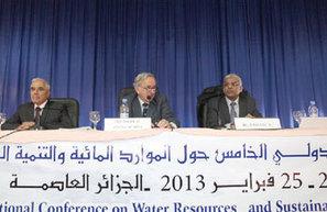 5e colloque international des ressources en eau et du ... - El Moudjahid | Captiven | Scoop.it