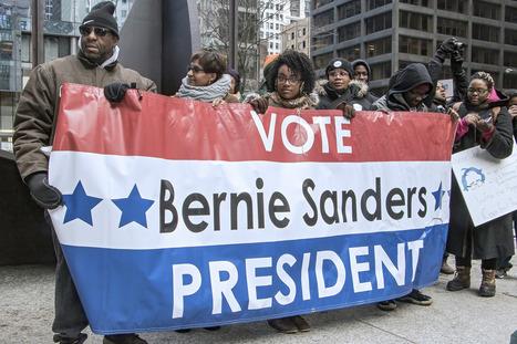 "Chicago experiences ""The Bern"" | Bernie Sanders' Campaign | Scoop.it"