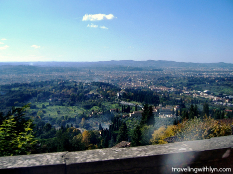 Spectacular views over Florence - Fiesole | Italia Mia | Scoop.it