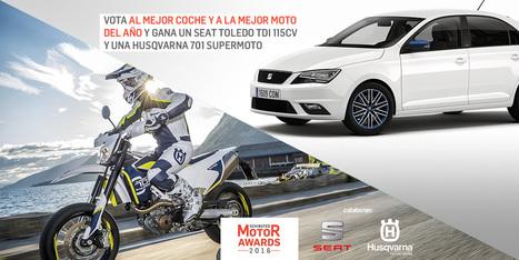 ¿Cuáles serán el mejor coche y la mejor moto del año? ¡Averígualo! | Publicidad y comunicación | Scoop.it