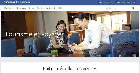 Facebook est-il toujours intéressant pour les entreprises du tourisme ? | Facebook pour les entreprises | Scoop.it