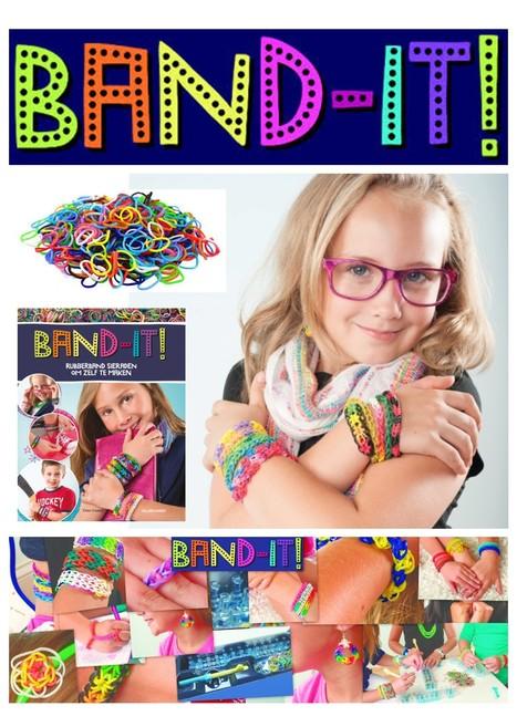 Band-it! vanaf volgende week verkrijgbaar bij de Rank | advertentie | Scoop.it
