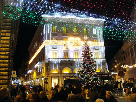 ROMA EVERY DAY: luminara_2 | Italica | Scoop.it