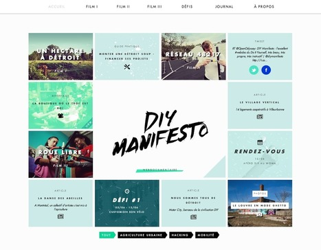 DIY Manifesto | FabLabs, design, hackerspaces, makerspaces | Scoop.it
