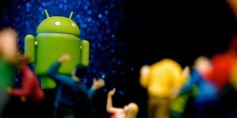 ORLM: Android sous Lollipop, la réponse de Google à l'iPhone 6 ? | Android: The Free Way To Get Mobile | Scoop.it
