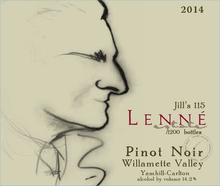 The Hedonistic Taster | Lenné Estate 2014 Jill's 115 Pinot Noir | Pinot Post | Scoop.it